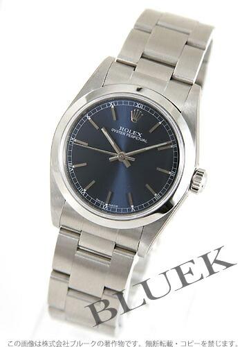 ロレックス Ref.77080 オイスターパーペチュアル ブルー ボーイズ
