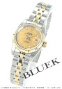 Tudor Princess date 92413 diamond index YG Combi guilloché 5 breath gold ladies watch watches