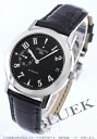 Zenith port Royale elite small second leather black mens 01.0451.680/22.C492
