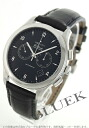 Zenith ground class elite chronometer alligator leather black men 03.0520.4002/21.C492