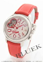 Zenith Chronomaster star open heart chronograph サテンレザー red / silver ladies 03.1230.4021/01.C538
