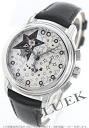 Zenith star sky diamond automatic leather black / silver Lady's 03.1231.4021/01.C626