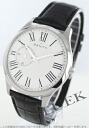 Zenith elite ultra-thin small second alligator leather black / white men's 03.2010.681/11.C493