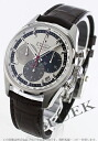 Zenith L primero 36000VpH chronograph tachymeter alligator leather brown / silver men 03.2150.400/69.C713