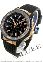 Zenith L primero stole toss automatic chronograph flyback rubber RG black men 85.2060.405/23.R515