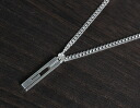 Gucci GUCCI G motif necklace sterling silver 225055