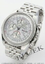 Brightman ring Bentley GT chronograph white men A362A75SP