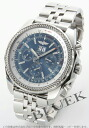 6.75 Brightman ring Bentley chronograph blue men A442C52SP