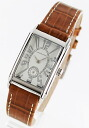 Hamilton ard more leather light brown / silver Lady's H11411553