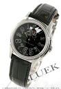 Hamilton jazz master diamond bezel automatic leather black Lady's H32375733