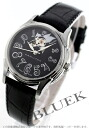 Year-end and New Year SALE ★ Hamilton jazz master lady automatic leather black H32395733