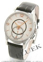 Hamilton jazz master petit second automatic leather black / white men H32555755