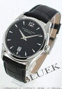 Hamilton jazz master slim automatic leather black men H38515735