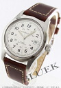 Rakuten Japan sale ★ Hamilton Khaki field automatic Leather Brown / silver H70455553
