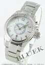 Hamilton khaki sea queen diamond bezel white shell Lady's H77211115