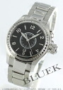 Hamilton khaki sea queen diamond bezel black Lady's H77251135
