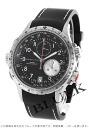 Hamilton Khaki ETO chronograph rubber black & silver men's H77612333