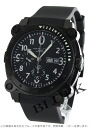 Hamilton Khaki belowzero automatic chronograph rubber black mens H78686333