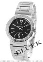 BVLGARI BVLGARI automatic black men BB38BSSD