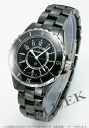 CHANEL sports J12 ceramic black Lady's H0682