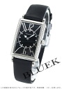 Tiffany Gallery diamond southern leather black ladies Z3001.10.10E10C68A watch clock