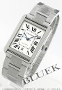 Cartier tank solo XL automatic silver men W5200028