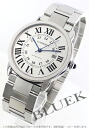 Cartier rondo solo XL automatic silver men W6701011