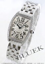 Franck Muller Franck Muller tenor curvex ladies 1752 QZ D watch watches