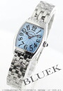 Franck Muller Franck Muller tenor curvex Intermedia ladies 2252 QZ wristwatch watch