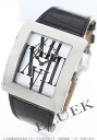 Rakuten Japan sale ★ Franck Muller Infiniti arrange crocodile leather black / white shell ladies 3735 QZ R AL