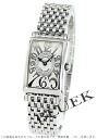 Franck Muller Long Island relief diamond silver ladies 902 QZ REL CD 1R watch watches