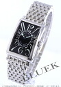 Franck Muller Long Island black ladies 902 QZ
