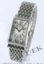 902 year-end and New Year SALE ★ Frank Muller Long Island relief silver Lady's QZ REL