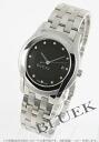 Gucci large YA055213 watch GQ5505 diamond index Black Watch