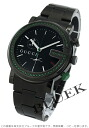 Gucci YA101 G Kurono green topaz black men YA101349