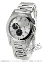 Gucci YA115 Pantheon chronograph silver & black men YA115236