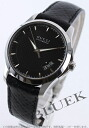 Rakuten Japan sale ★ Gucci YA126 G timeless automatic leather black mens YA126413
