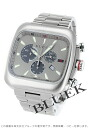 Gucci YA131 gucci coupe chronograph silver & gray men YA131201