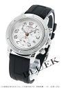 HERMES clipper diver chronograph rebab rack / silver Lady's 035365WW00