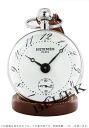 Hermes Hermes Pan Durrett Boolean table clock BO1.810.130.VBA watch clock