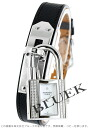 2 HERMES Kelly diamond leather black / white shell Lady's KE1.231.212.UNOM2 watch clocks