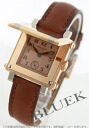 Patek Philippe Gondolo RG pure gold Leather Brown men's 5099RG-001