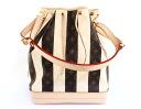 Louis Vuitton LOUIS VUITTON Monogram rauyres Noe shoulder bag Brown & beige m20563