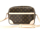 27 Louis Vuitton LOUIS VUITTON モノグラムトロカデロ shoulder bag dark brown M51274