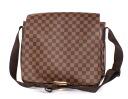 Louis Vuitton LOUIS VUITTON Damier Bastille shoulder bag dark brown N45258