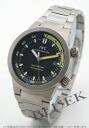 IWC aqua timer automatic titanium black men 3538-03