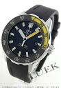 Rakuten Japan sale ★ IWC aquatimer automatic 2000 m waterproof diver rubber black mens IW356810