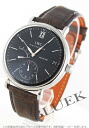 IWC Portofino hand-wound India 8 days leather brown / black men's IW510102