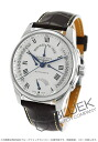 Longines master collection automatic retrograde Leather Brown / silver mens L2.716.4.71.3