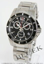 Jin Ron high mud conk est 300m waterproofing aluminum bezel chronograph black men L3.643.4.56.6